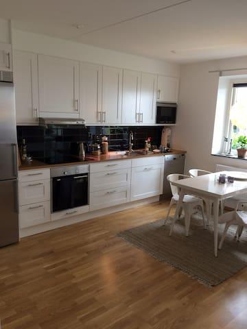 Nybyggd lägenhet i  centrum Varberg