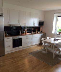 Nybyggd lägenhet i  centrum Varberg - Varberg