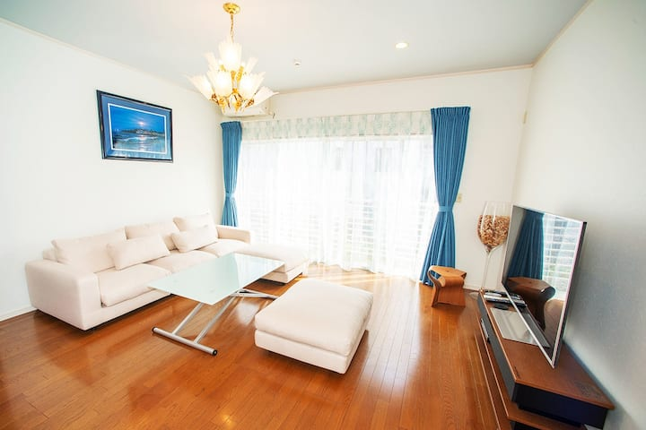 New! Zushi Beach House