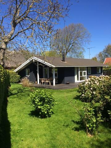 Sommerhus i Tisvilde med super beliggenhed