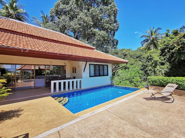 Three Bedroom Pool Villa Chaweng Ko Samui