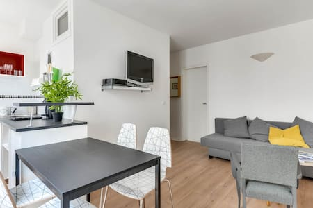 Nice Parisian Flat - 5 Minutes from Montmartre - Paris