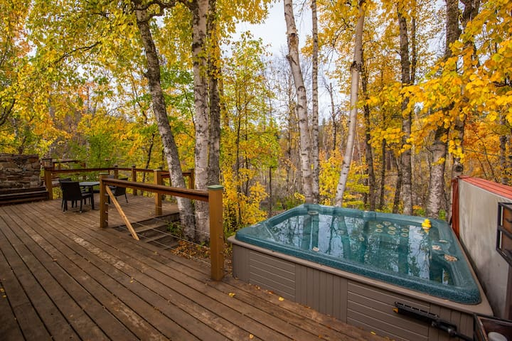 Hot Tub/Deck