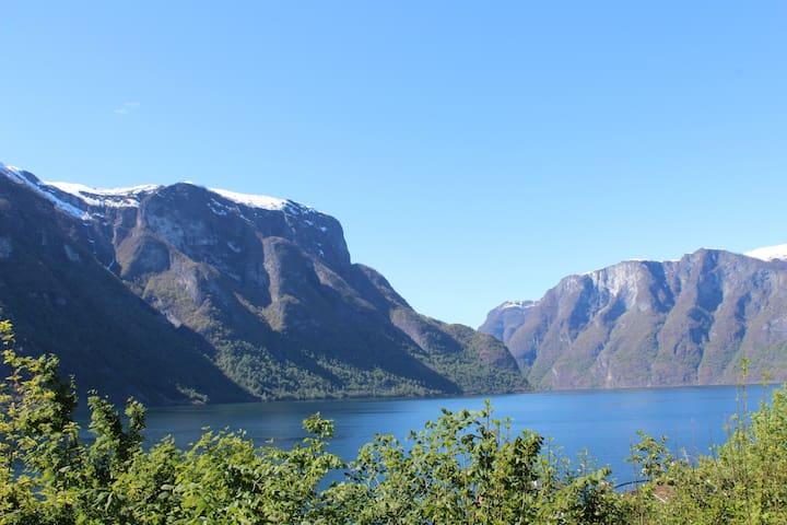 Spectacular Fjord Apartment
