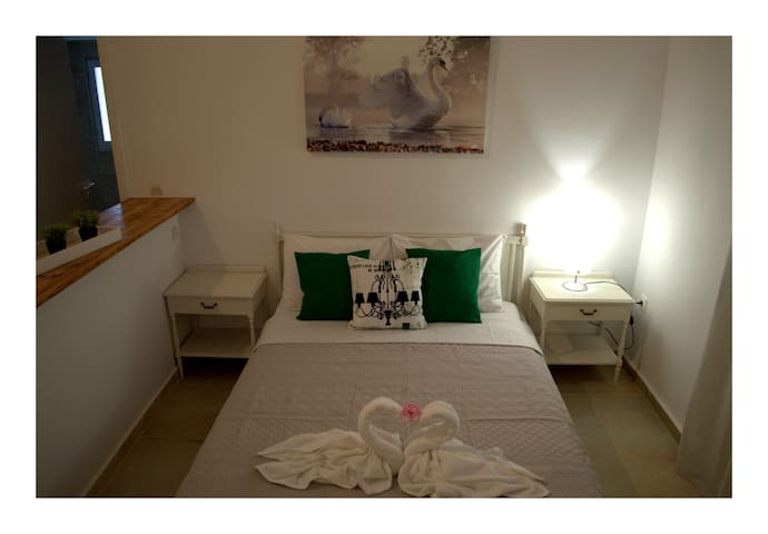 Studio at the end of the market street - Paros - Daire