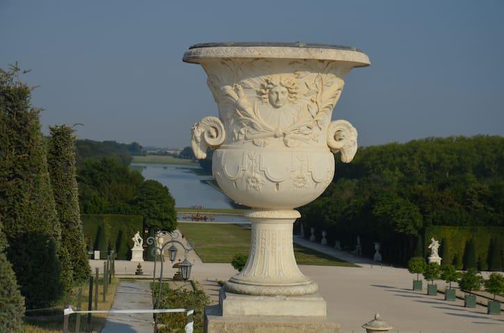 Chambre indépendante à deux pas du Château