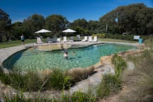 Park Solar Heated Pool and Spa