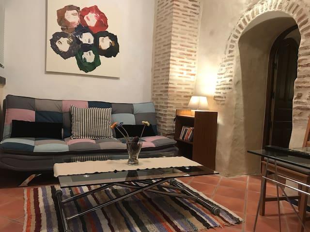 Cave house Albayzín