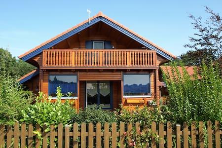Ferienhaus Kleiner Seeräuber - Urlaub im Seepark - Walchum - Ev