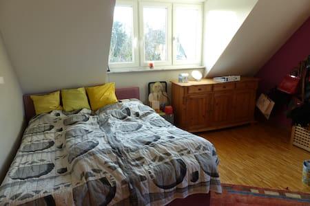 1st room in quiet detached house - Reinbek - Bed & Breakfast