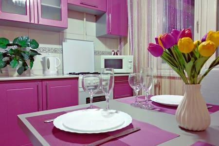 Дизайнерская квартира в престижном районе