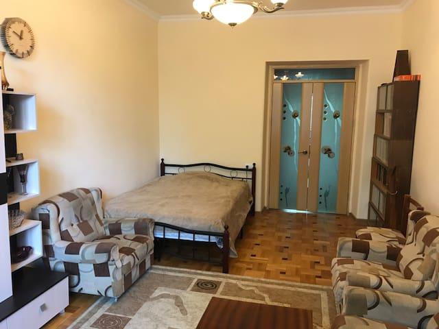 Komitas Удобная Квартира Comfortable apartment