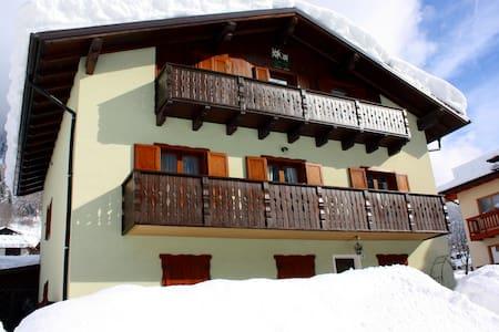 CASA STELLE ALPINE - Cogolo - Lägenhet