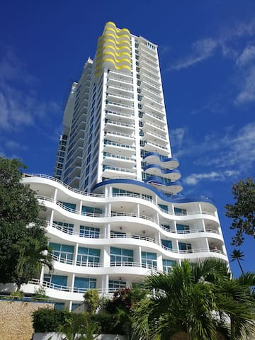 Apartamento de Playa frente al mar