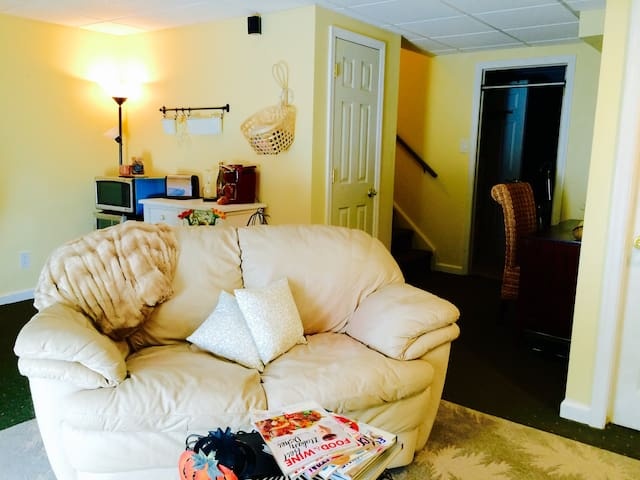 Cozy Comfy Suite - Glen Mills - Adosado