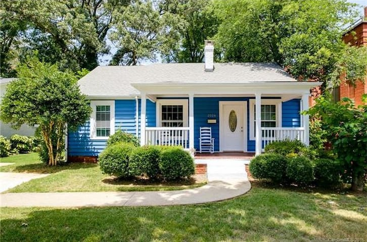 Perfect Bungalow in the heart of Dilworth