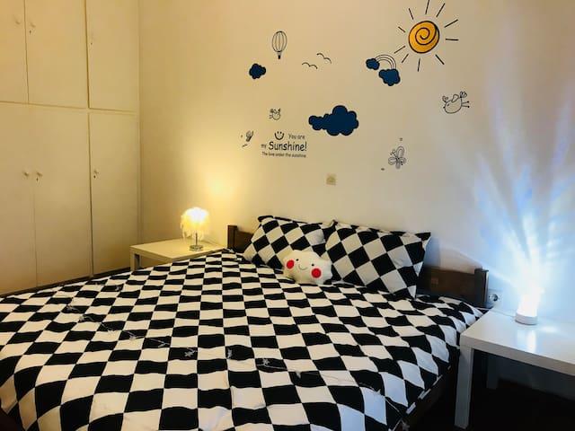 Athens center best room