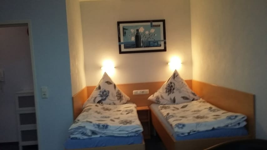 Apartment  bis zwei Personen - Frankfurt am Main - Serviced apartment