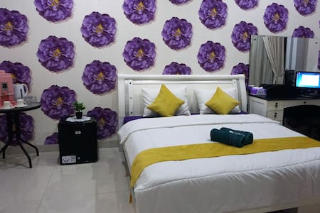 Halim Airport Transit Jakarta Guest House
