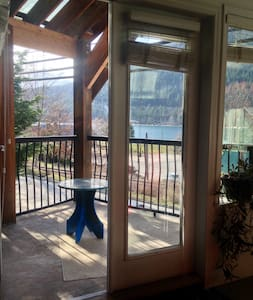 Cozy room by Kootenay Lake Park - Nelson