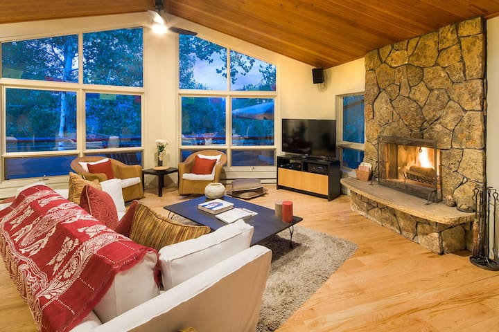 Snowmass Village Retreat House - Snowmass Village - House