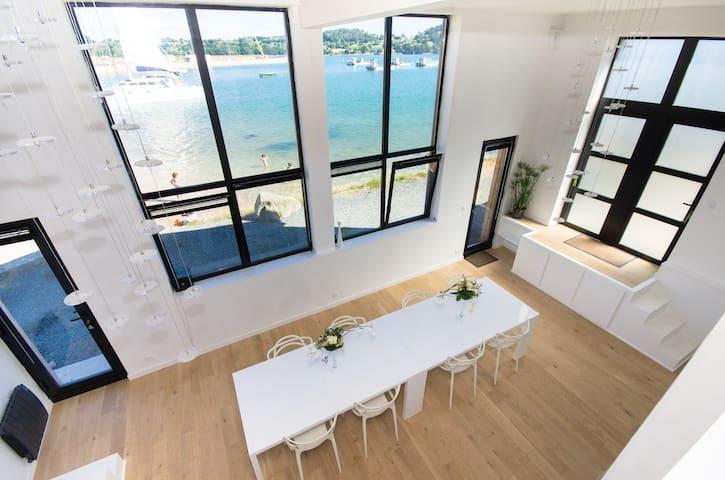 A Loft on the Beach