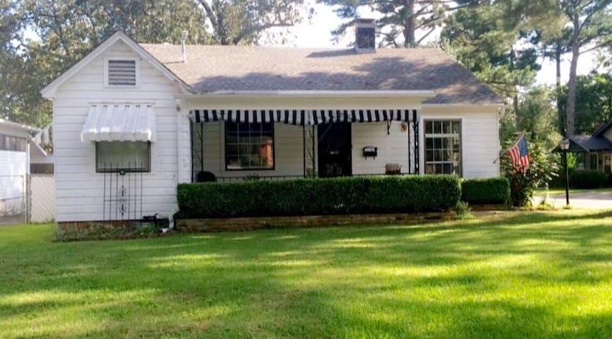 Hillcrest bungalow