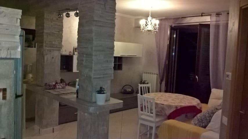 Уютная квартира на Адриатике - Porto San Giorgio - Apartamento