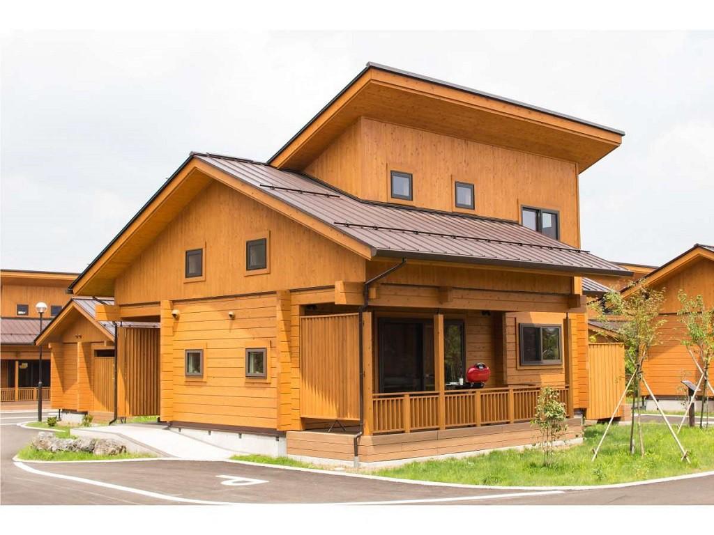 富士山リゾートログハウス