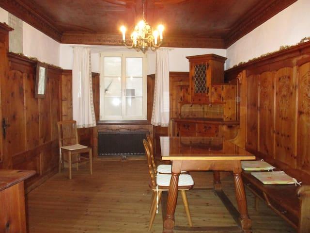 Charmante Wohnung in der Haller Altstadt mit 54 qm