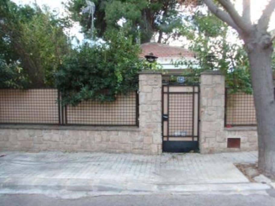 Villa in the centre of la ca ada villas for rent in for Villas valencia