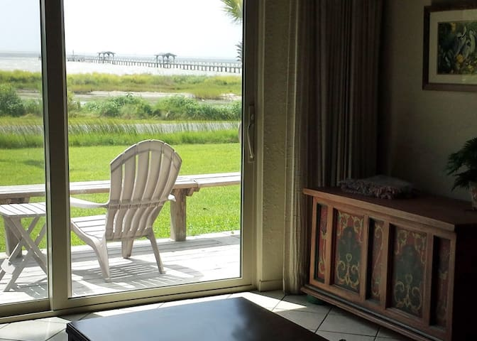 Bird Song on the Bay 3BR 2Ba Fulton Beach Road - Rockport - Rekkehus