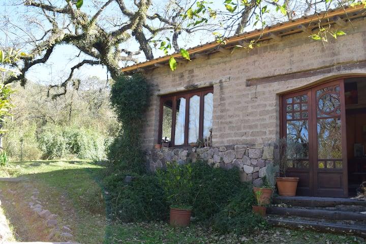 Accesible y confortable Casa de selva montana