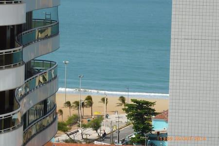 Suíte bem localizada no Meireles. CASA DE FAMÍLIA - Fortaleza
