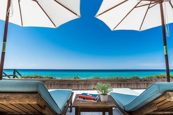 Absolutely  Gulf Front Private Pool