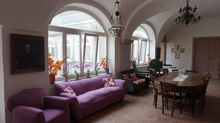 Residenza d'epoca a Solopaca - Palazzo Cusani