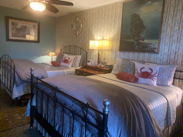 SHAMROCK HISTORIC INN (SEASIDE BUNGALOW) 2 Q BEDS