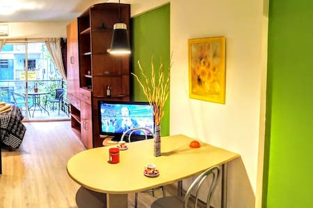 Palermo Rosedal Studio - Buenos Aires - Apartment
