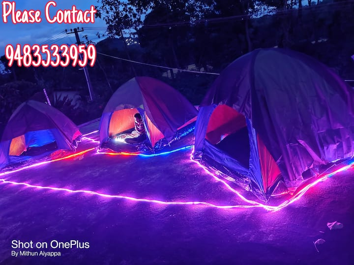 Aiyappa Tent Stay