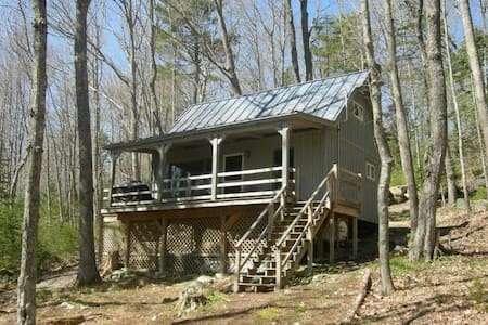 Loon Landing water front cabin