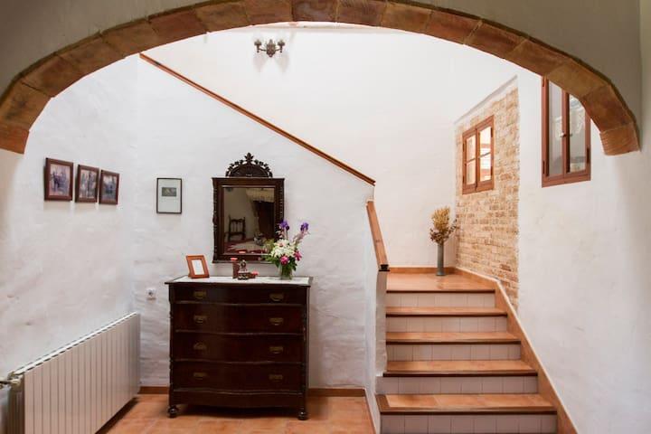 ESPIGA. Habitación3 CasaRural HPere - Quatretonda - House