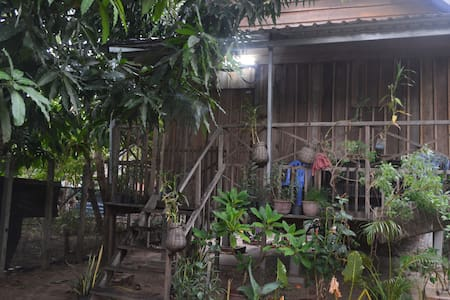 Sok Phen Traditional Homestay New House