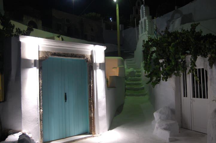 Kalisperis Cave Houses