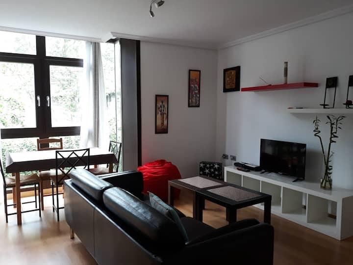 Apartamento nuevo en zona histórica de Allariz
