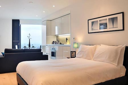 Choose 'Strata' for luxury, superb city and views - London