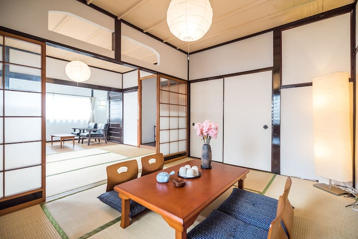 25 Asakusa/skytree/MAX13/Wifi - Sumida-ku - House