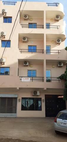 Immeuble Cissé