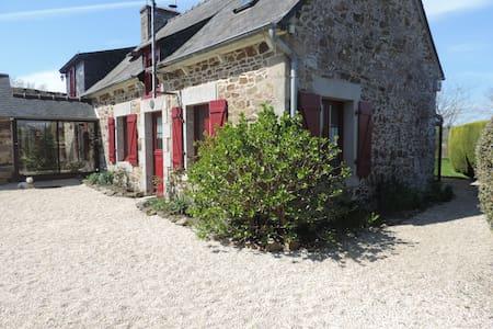 Chambre d'Hôtes face au chateau de La Roche Jagu . - Ploëzal - Σπίτι
