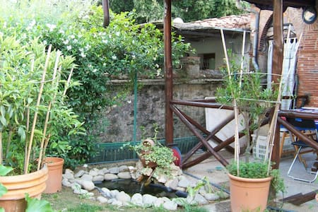 monolocale zona stazione - Pescia - Apartment