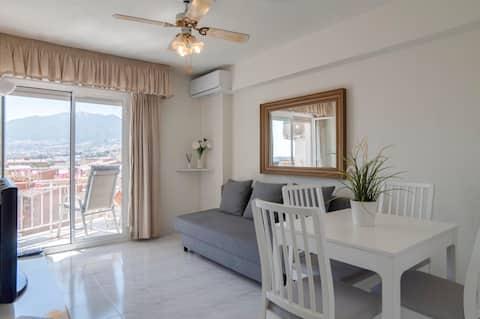 """Apartamento  """"PRÍNCIPE BENJAMIN"""" Costa del Sol."""
